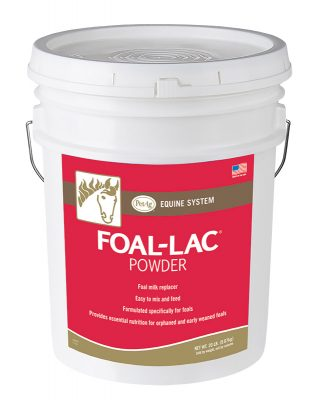 Foal-Lac® Powder – SLS Inc