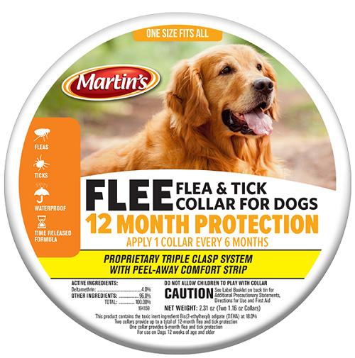 FLEE® Flea & Tick Collar For Dogs