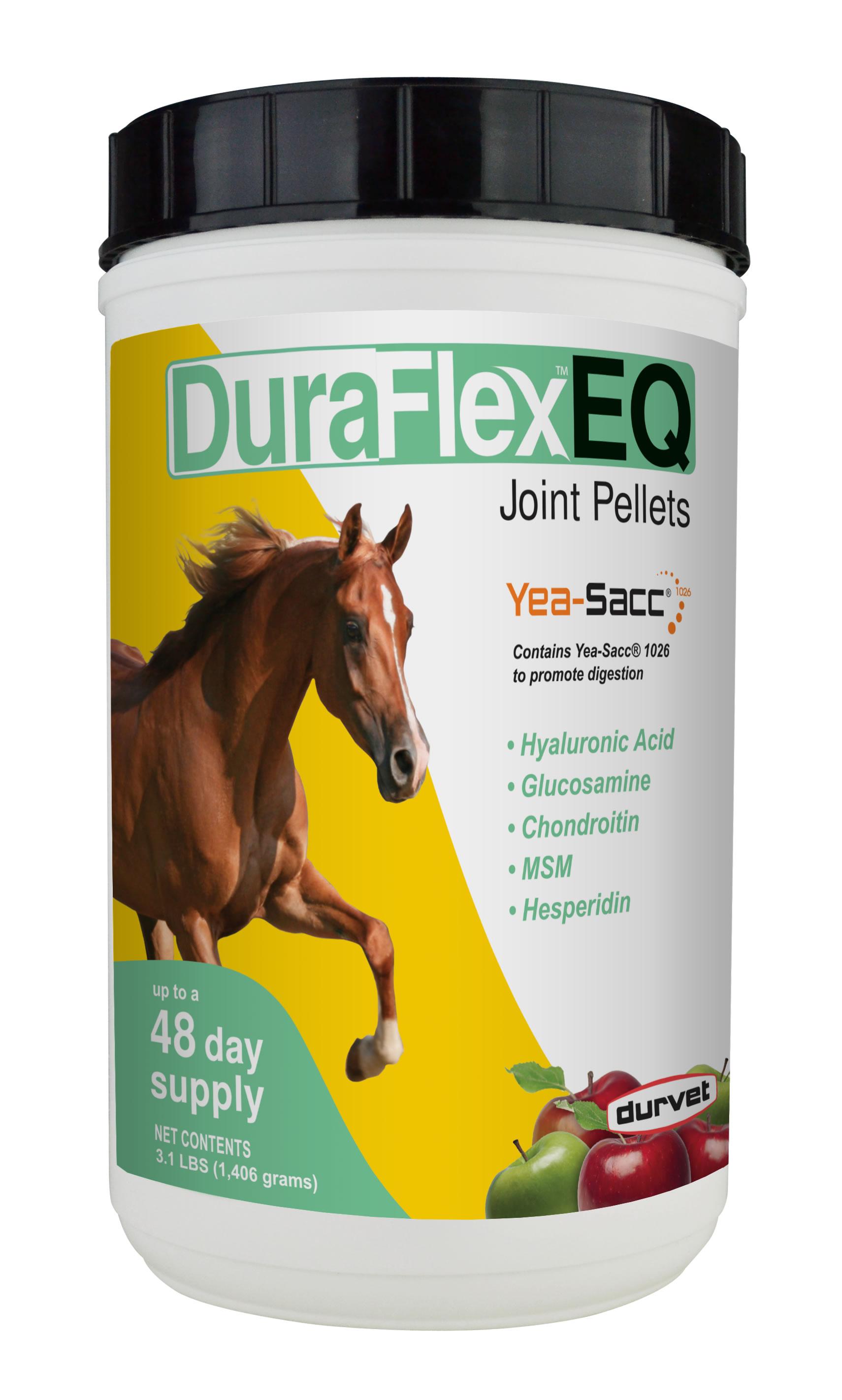 DuraFlex™ EQ Joint Pellets – SLS Inc