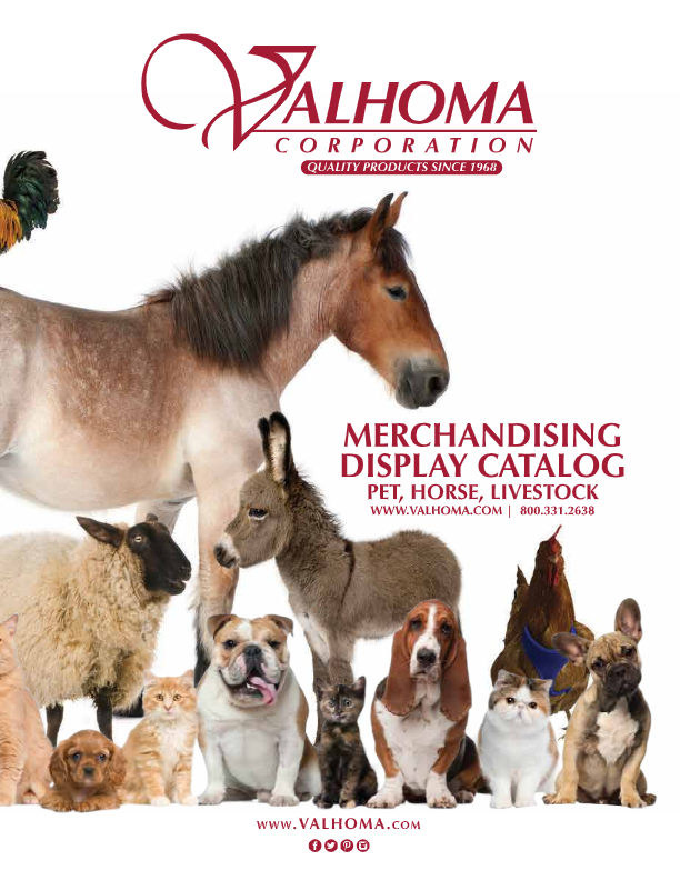 VALHOMA DISPLAY CATALOG
